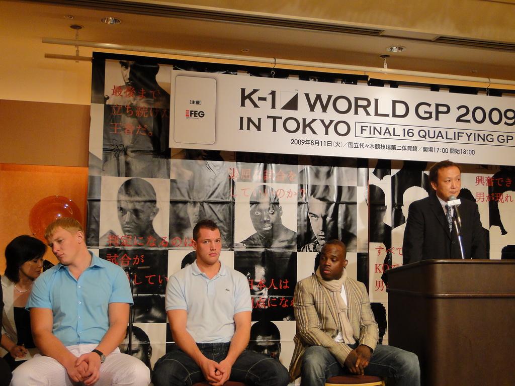 K1 World Max 2009 Final